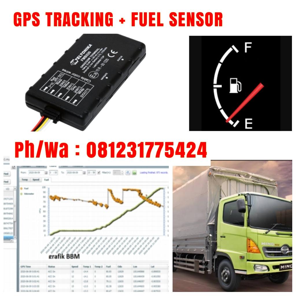 GPS Sensor BBM - GPS Fuel Sensor